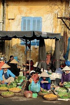 Asia, South-east Asia, Vietnam, Hoi An, Hoian, Market