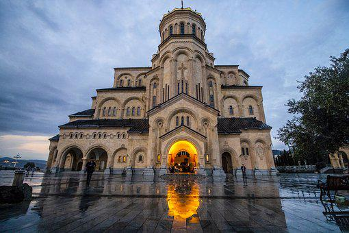Tbilisi, Sameba, Tourism, Tourist Attractions, Orthodox