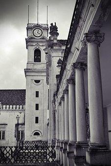 Portugal, Coimbra, Architecture, Urban, Travel