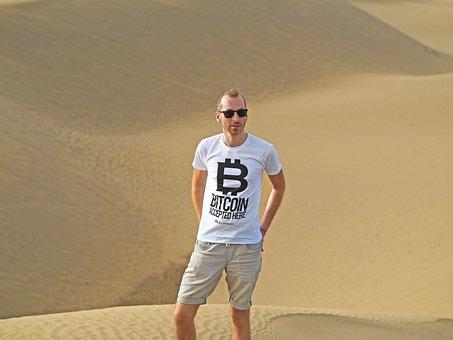 Bitcoin, Beelzebub, Dunes, Sand, Desert, Dune