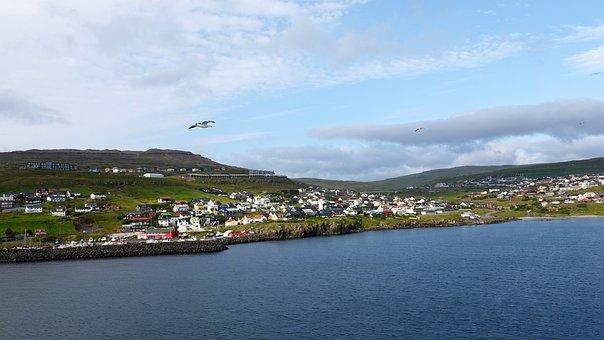 Tórshavn Thorshavn, Faro Islands, Coast, Coastal