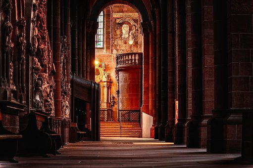 Dom, Cathedral, Church, Architecture, Religion, Faith