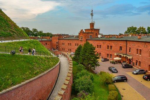 Kosciuszko's Mound, Monument, Wall, Fortress