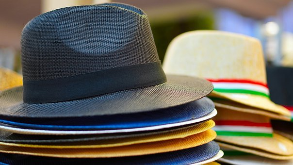 Hat, Men, Man, Straw Hat, Fashion