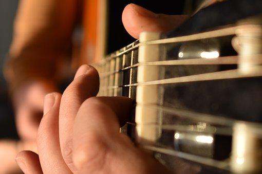 Guitar, Music, Instrument, Musician, Guitarist