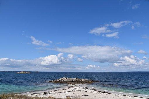Seascape, Panoramic Views, Language Of Earth