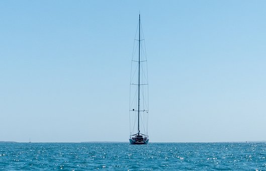 Ship, Sailing Vessel, Sailing Boat, Sea, Vacations