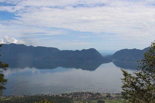 West Sumatera, Lake, Water