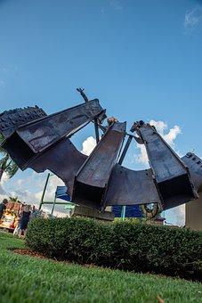 World Trade Center, 911 Memorial, 911, Architecture