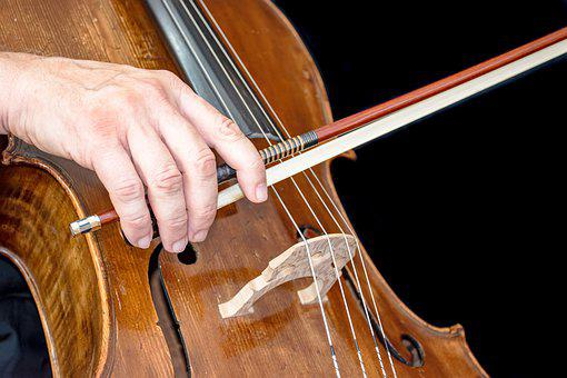 Cello, Old, Instrument, Music, Classic, Sound, Brown