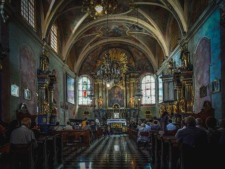 Holy Liturgy, Sunday, Religion, Church, Christianity