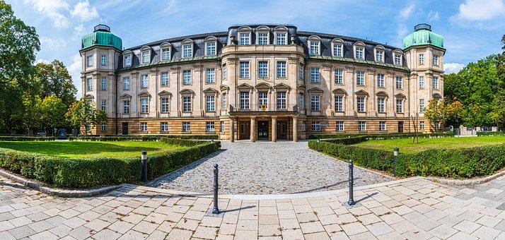 The Ftc, Bogenhausen, Munich, Court, Court Of Justice