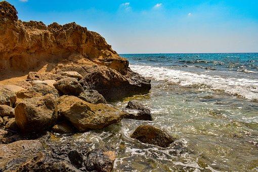 Rocky Coast, Erosion, Sea, Nature, Rock, Landscape