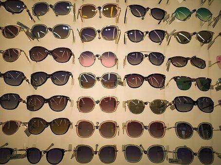 Sunglasses, Summer, Solar, Protect, Eyewear, Background
