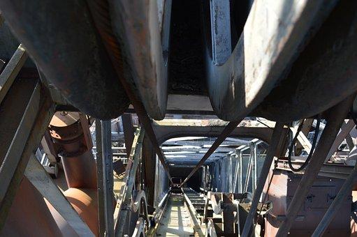 Industry, Blast Furnace, Duisburg, Factory, Steel Mill