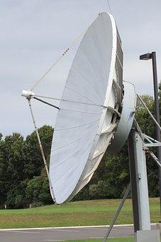 Antenna, Receiver, Downlink, Satellite