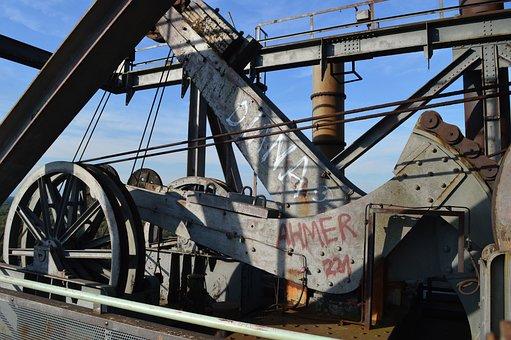 Steel, Industry, Technology, Metallic, Machine