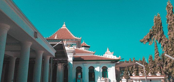Mosque, Grand, Architecture, Islamic, Culture, Landmark