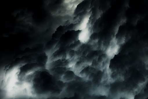 Clouds, Thunder, Storm, Sky, Weather, Nature, Dramatic