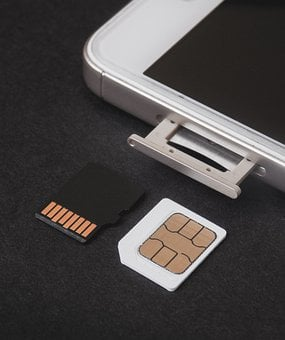 Sim Card, Card, Memory, Micro Sd, Phone, Technology