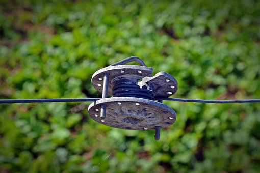 Wire Tensioner, Fence Adjuster, Fence, Pasture, Meadow