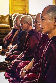Theravada Buddhism, Monk, Bhikkhu, Sangha, Zen