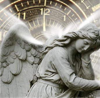 Time, Angel, Passing Over, Death, Reincarnation