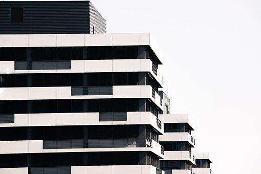 Architecture, Building, City, Skyline, Modern