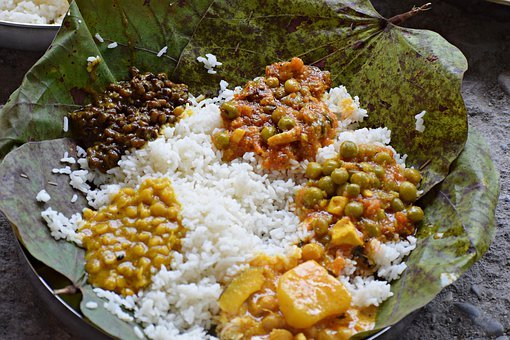 Food, Traditional, Indian, Cuisine, Homemade, Fresh