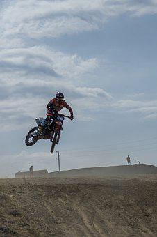 Motocross, Grand Prix, Engine, Competition, Motorcycle