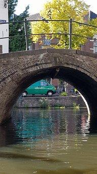 Grand, Amersfoort, Netherlands, Channel, Boat Trip
