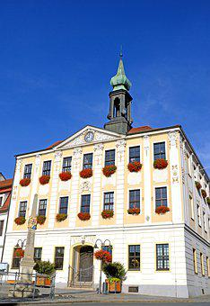 Rathaus, Townhall, Building, Architecture, City