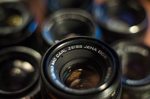 Vintage, Camera, Lens, Photography, Nostalgia, Retro