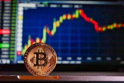 Bitcoin, Table, Courses, Finance, Virtual, Crypto