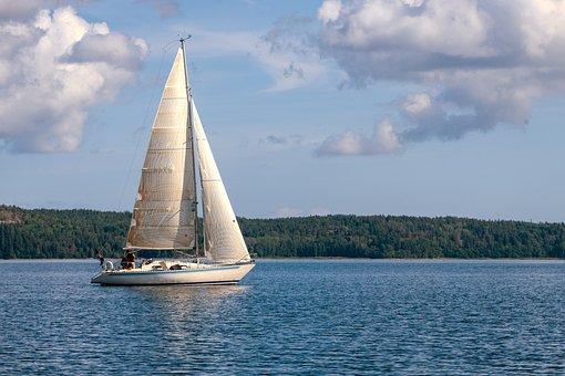 Ship, Sailing Vessel, Boat, Sailing Boat, Sail, Water