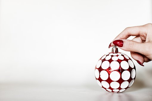 Christmas, Ornament, Red, Decoration, Holiday
