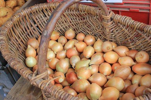 Market, Purchasing, Food, Healthy