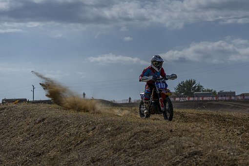 Motocross, Dirt, Mud, Motorcycle, Motorbike, Extreme