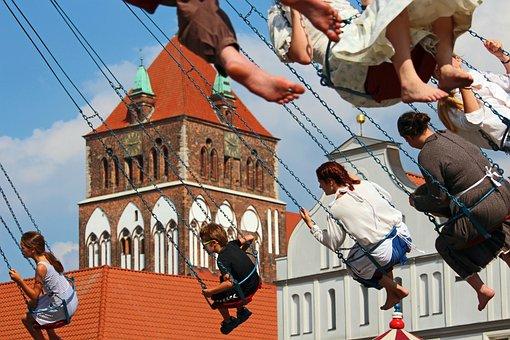 Greifswald, Caspar David Friedrich, Nostalgia
