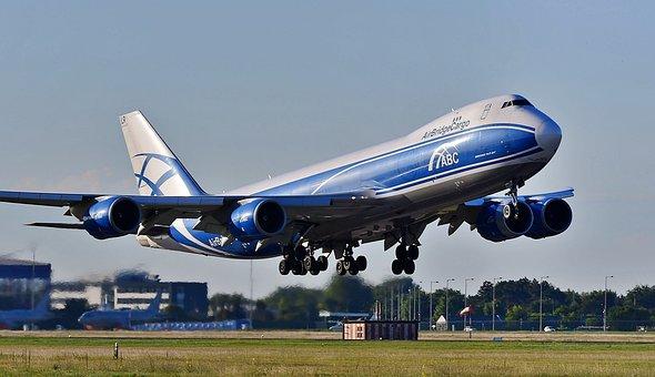 Aircraft, Airport, Flight, Sky, Transport, Fly