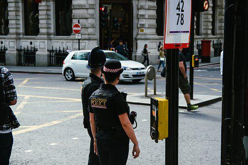 Police, London, Policeman, British, England, Crime, Uk