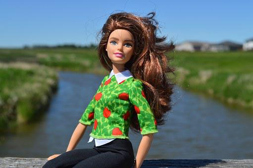 Barbie, Doll, Girl, Woman, Female, Model, Posing