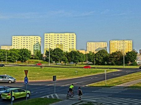 Wzgórze, Bydgoszcz, Building, Apartment Building