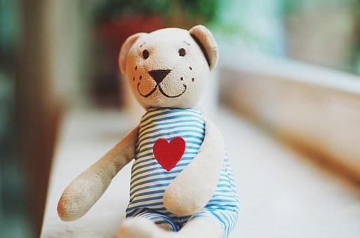 Teddy, Toys, Hug, Teddy Bear, Children Toys, Children