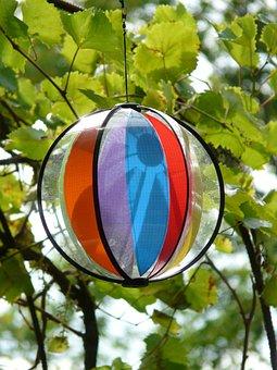 Windspiel, Wind, Wind Power, Color, Colorful