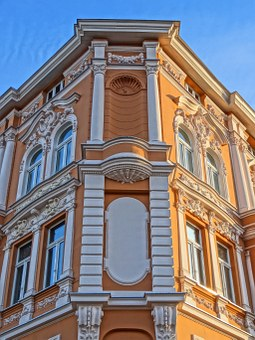 Stary Port, Bydgoszcz, Facade, Building, Architecture