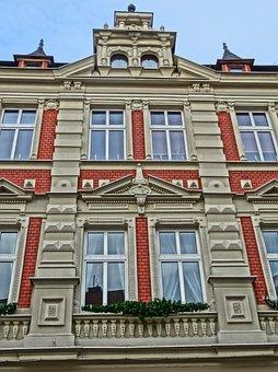 Welniany Rynek, Bydgoszcz, Facade, Architecture
