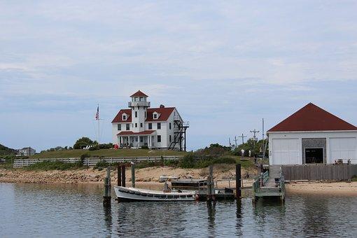 Block Island, Coast Guard Station, Nautical, Historic