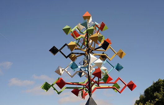 Artwork, César Manrique, Lanzarote, Artists, Windspiel