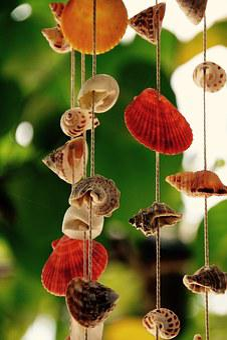 Mobile, Mussels, Sound, Harmony, Glockenspiel